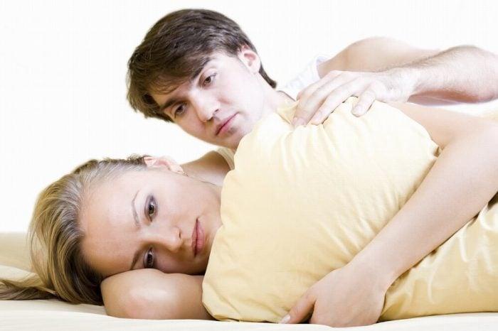 لذت نبردن از رابطه دخولی