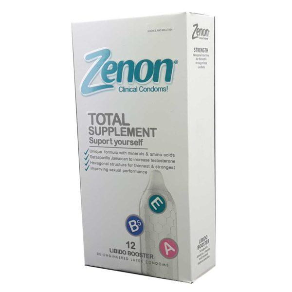 کاندوم ویتامینه زنون