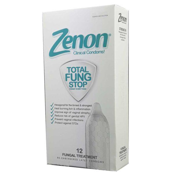 کاندوم ضد قارچ زنون