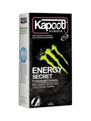 کاندوم انرژی زا کاپوت