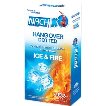 کاندوم خاردار یخ و آتش کدکس