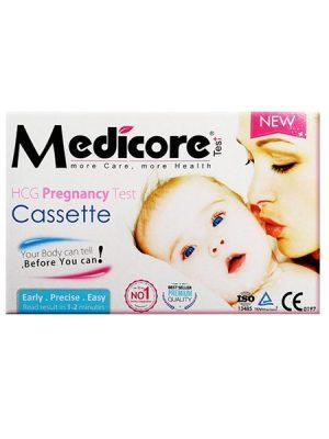 Medicore-Cassette-HCG-Pregnancy-Test-600x600