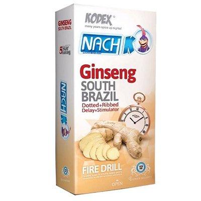 کاندوم تاخیری جینسینگ کدکس مدل Ginseng