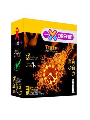 کاندوم-توربو-ایکس-دریم-سه-عددی